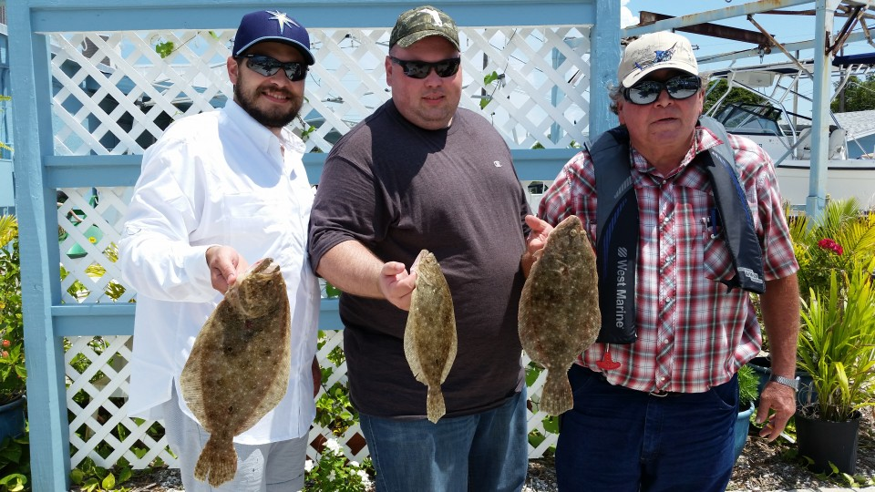20150620 120951 captain aaron lowman for Anna maria fishing report