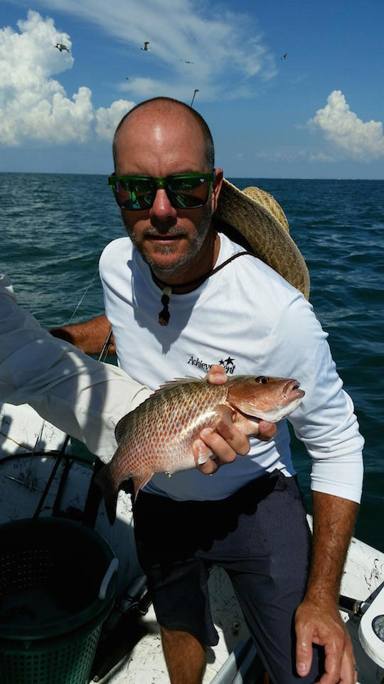 Anna maria island snapper fishing june 23 2015 for Anna maria fishing report
