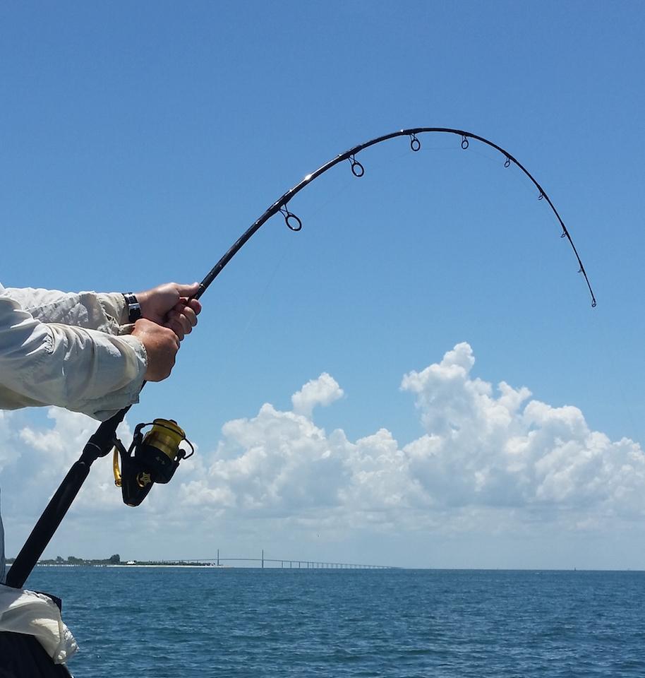 Anna Maria Island Tarpon Fishing June 25 2015 Captain