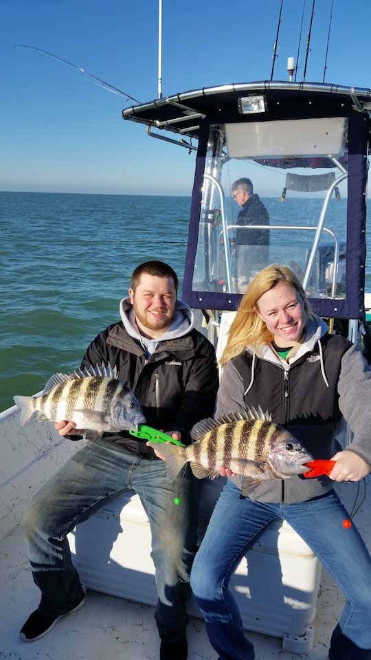 January captain aaron lowman for Anna maria fishing report