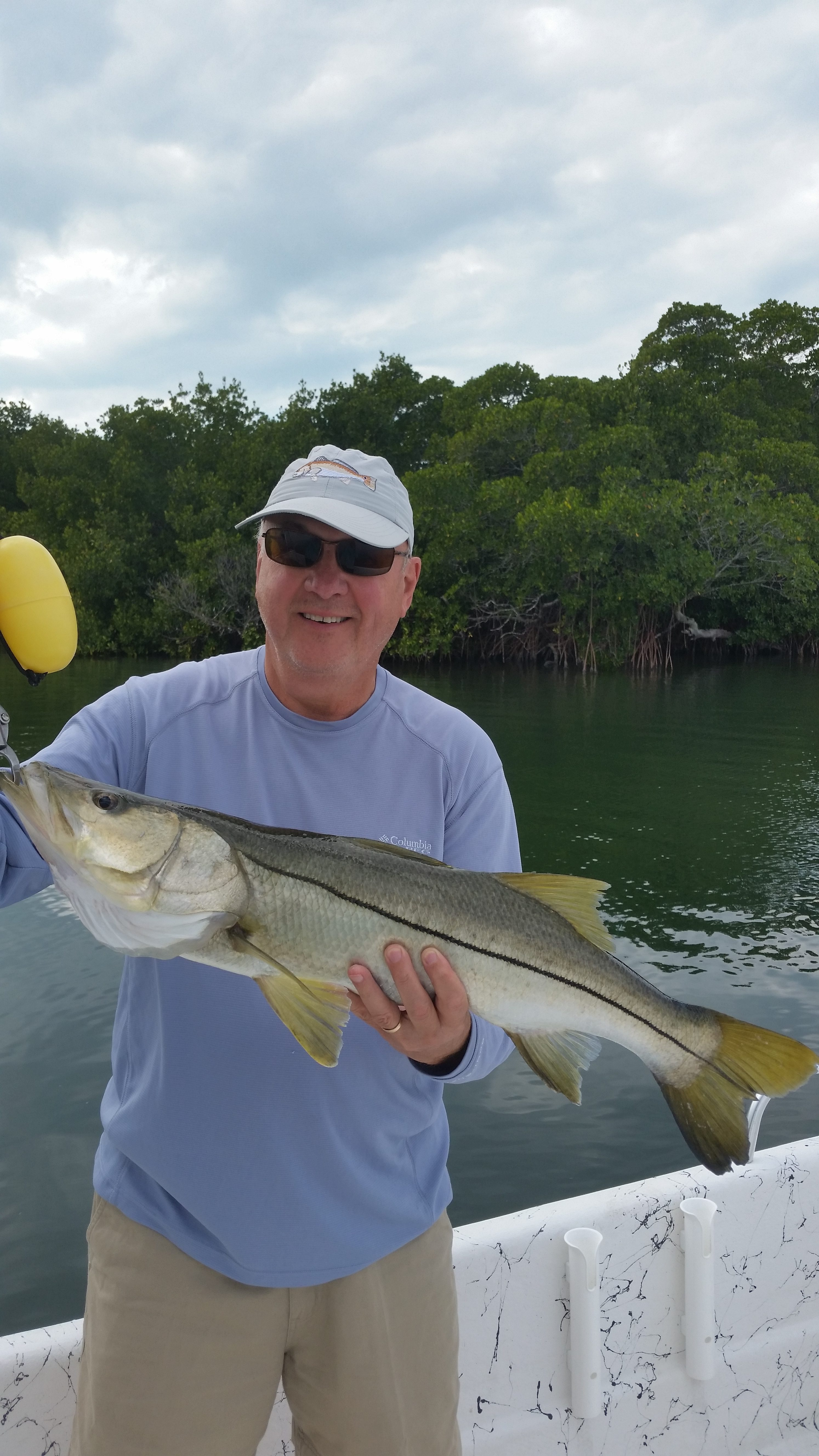 Anna maria march fishing report captain aaron lowman for Anna maria fishing report