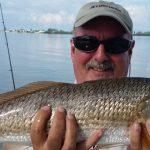 red fishing anna maria island