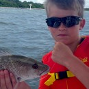 Anna Maria Island Fishing Report: Captain Aaron Lowman-09-14-2013