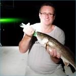 nighttime redfish
