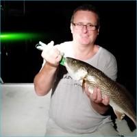 Anna Maria Island Night Fishing – July 21, 2015 – Captain Aaron Lowman