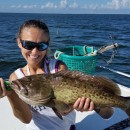 Snook, Grouper, Barracuda – November 10, 2015 Fishing Report – Anna Maria Island