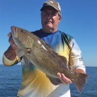Fishing Anna Maria- Oct.and Nov. 2018