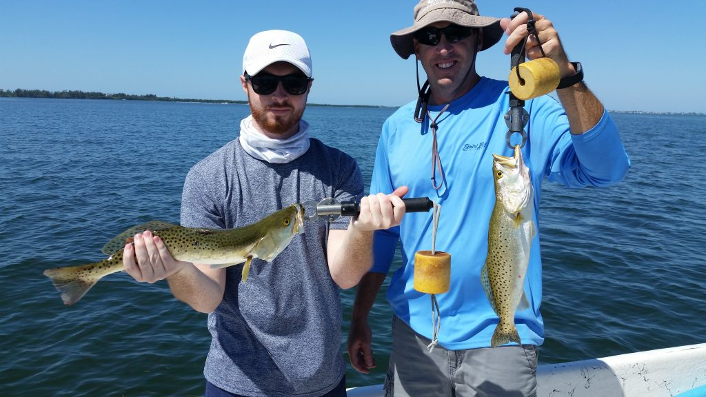 Anna Maria Island trout fishing