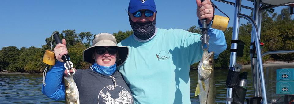 March 2020 Anna Maria Island Fishing